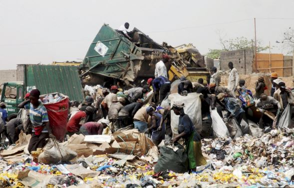 Feeding from the Dumpsite - The Olusosun Story