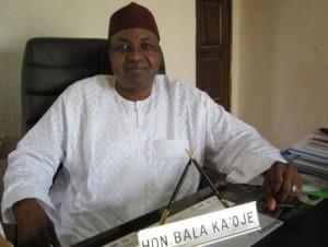 Bala Bawa Kaoje