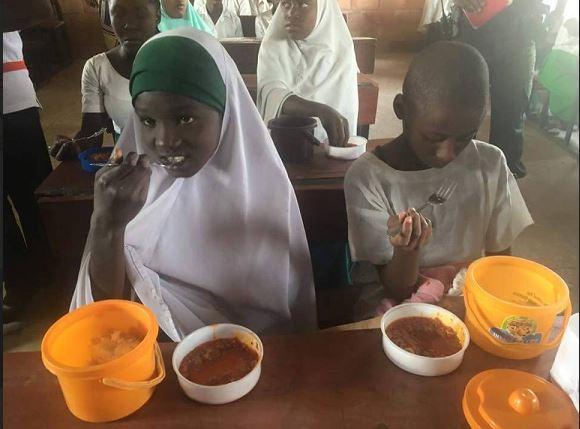 Kaduna School Feeding