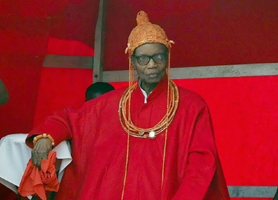 Oba Erediauwa of Benin Kingdom -