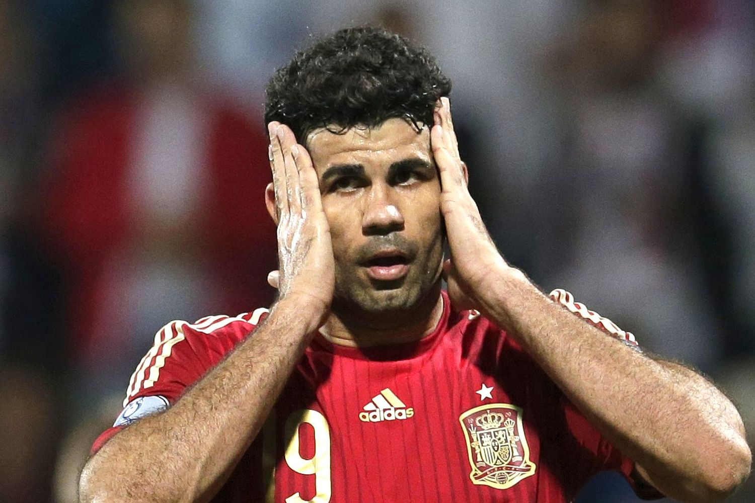 Injury rules Atletico's Costa out of Barca clash