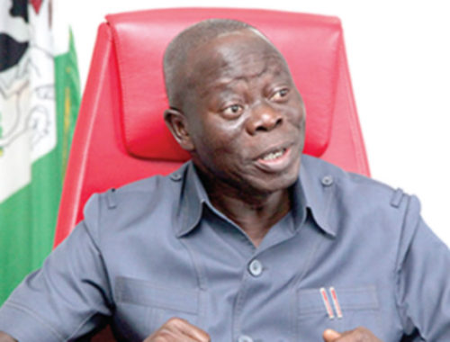 APC UK urges party members to shun bickering, support Oshiomhole