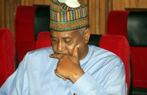 Dasuki Sues SSS, Others For Illegal Detention, Demands N5Bn Compensation
