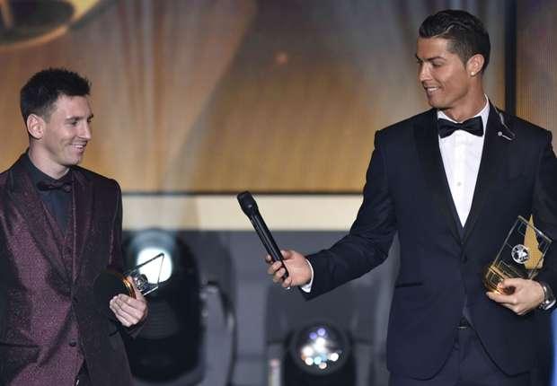 Ronaldo Lionel Messi