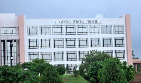 Corruption: NJC faults NBA's call for suspension of affected judges