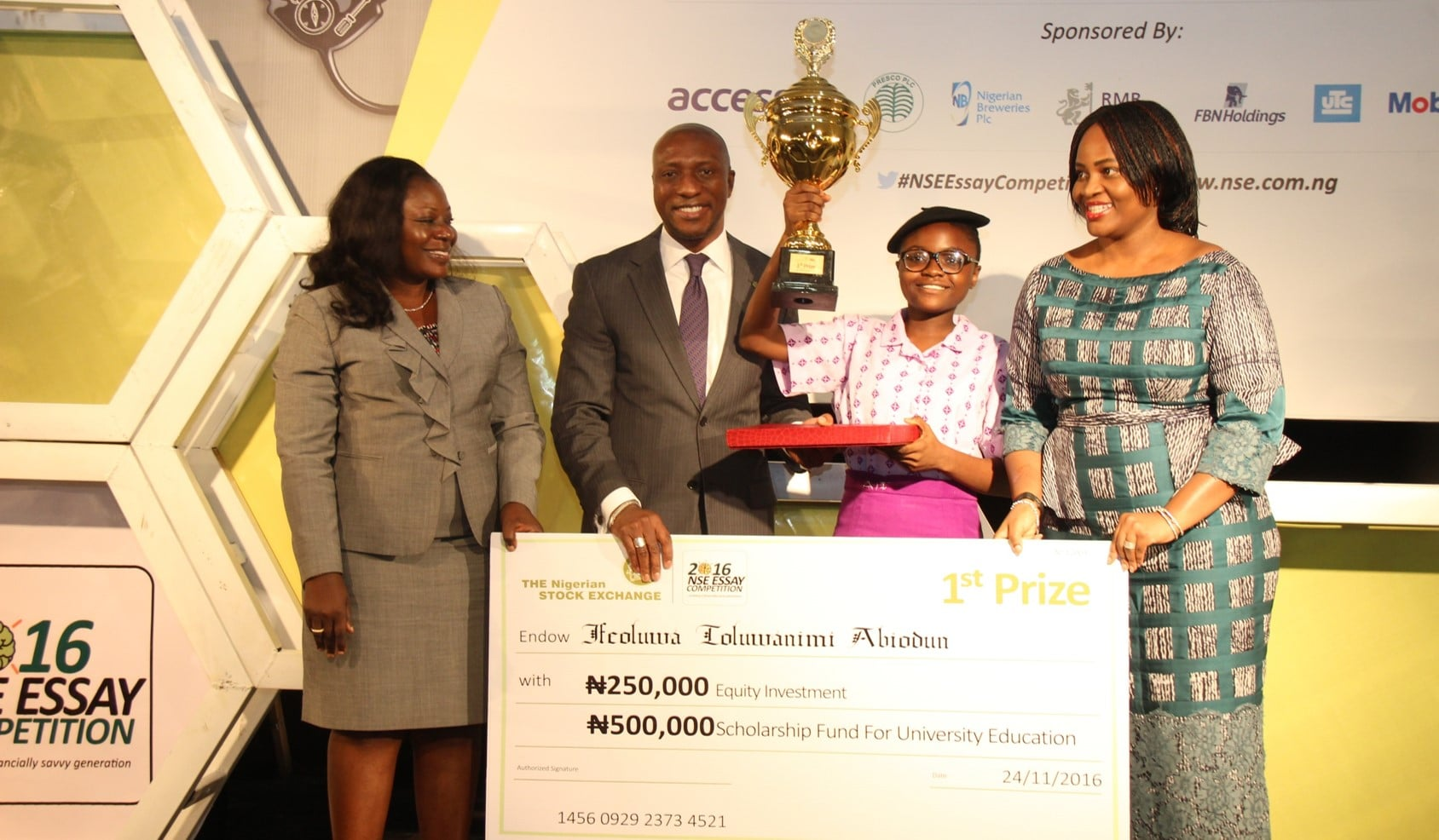 nigerian stock exchange essay competition Detailed procedure on how to enter for the 2015 edition of the nigerian stock exchange (nse) essay competition the.
