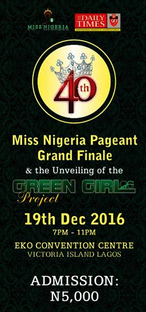 Miss Nigeri 2016