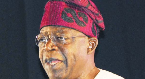 Our population won't be a liability if we review our revenue formula — Tinubu