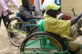 Nigeria and physically challenged citizens