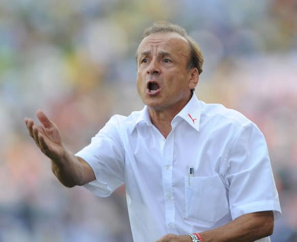 Exclusive: What Rohr Told Osimhen Before Making Napoli Transfer