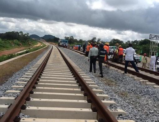 Abuja rail