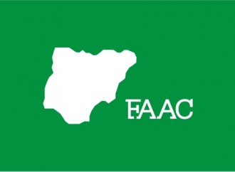 FAAC's  disbursements increased by 25% to N6.41trn in 2017