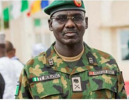 Buratai And A Testament To History