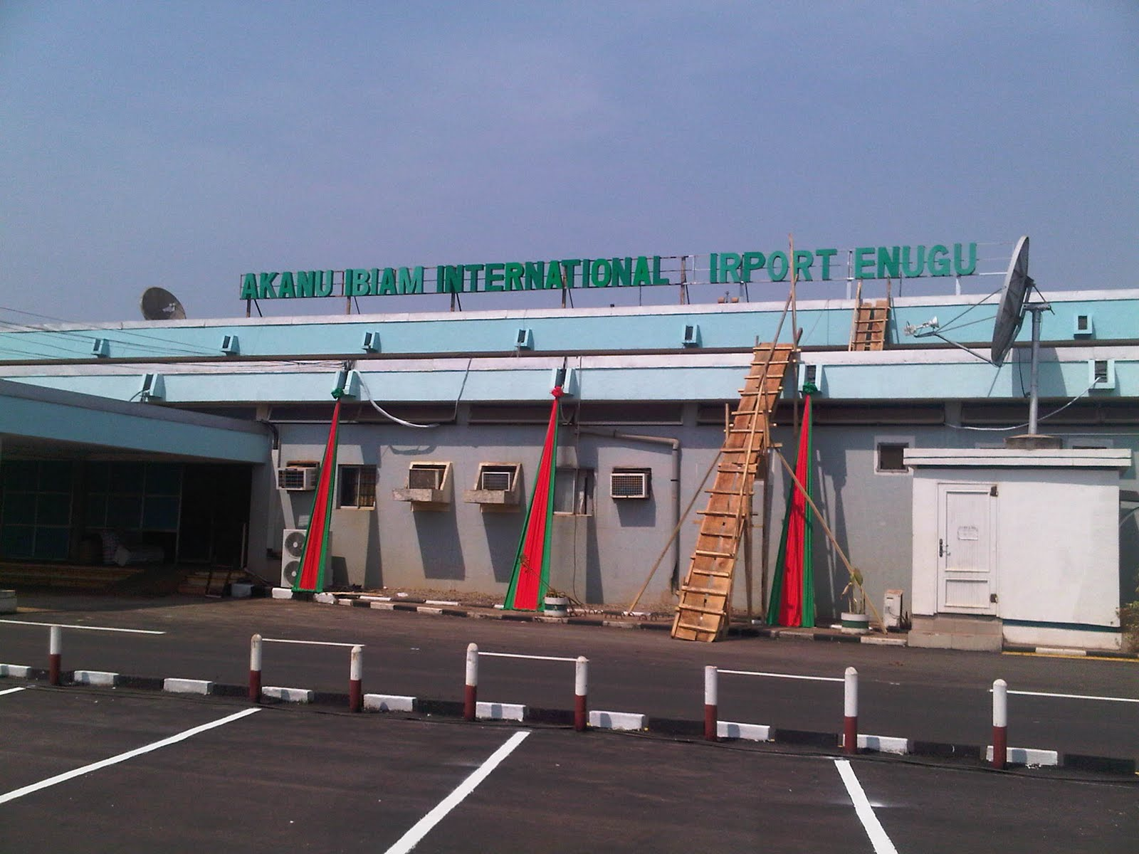 FAAN says issues about Enugu Airport have been resolved