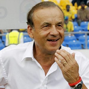 Gernot Rohr- Maduka Okoye Good For Super Eagles' Future
