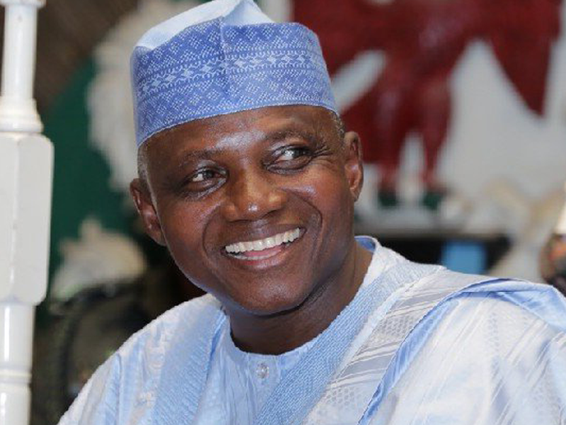 Garba Shehu, Presidency