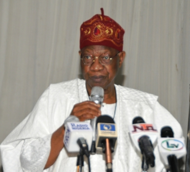 Not All PDP Defectors Are Looters - Lai Mohammed