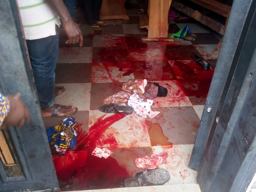 Ozubulu church massacre: Again absence of witnesses stall trial, case adjourned to March 22