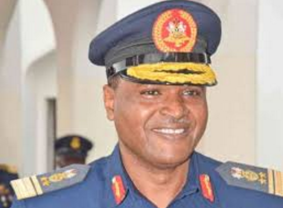 Don't get involved in partisan politics – Air Chief warns soldiers