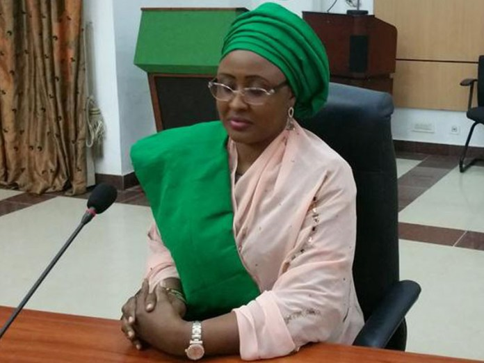 Aisha Buhari seeks support of media in eradicating TB in Nigeria