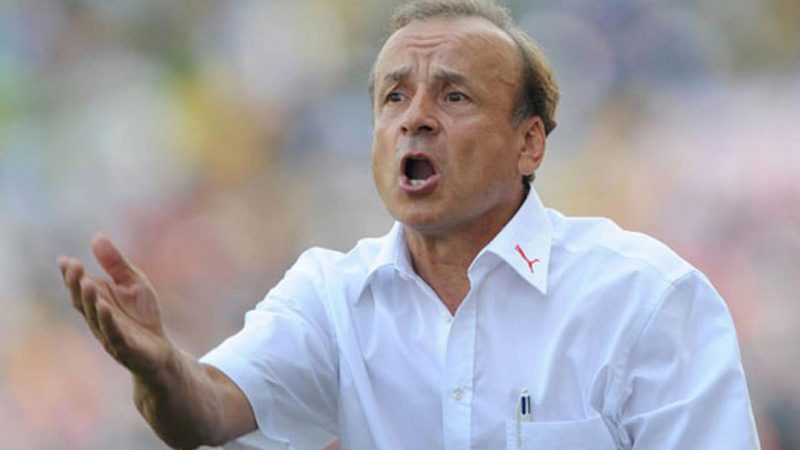 Russia 2018: Friendly Is Not The Same Thing As The World Cup - Gernot Rohr