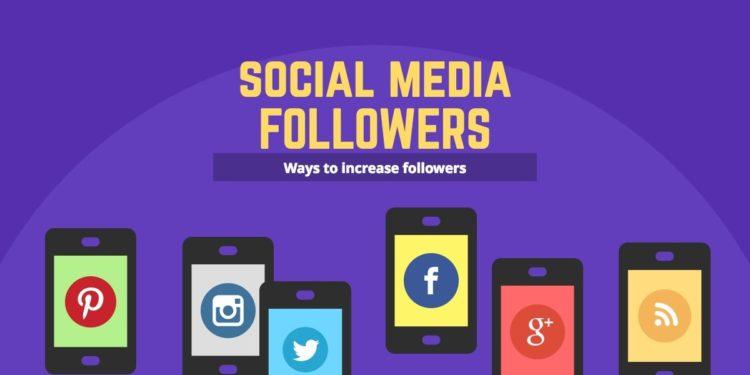 Social media followers