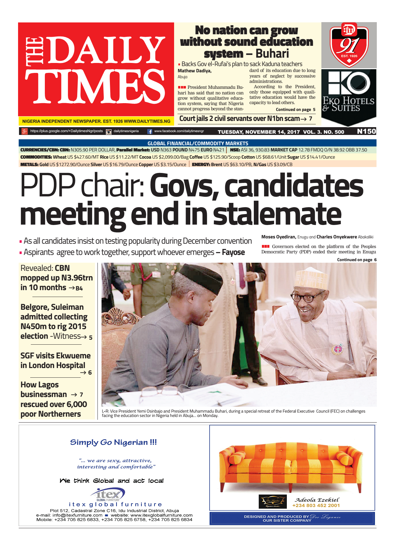 daily times - HD 1278×1797