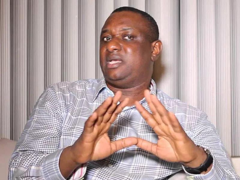 Keyamo continent Social Media Bill