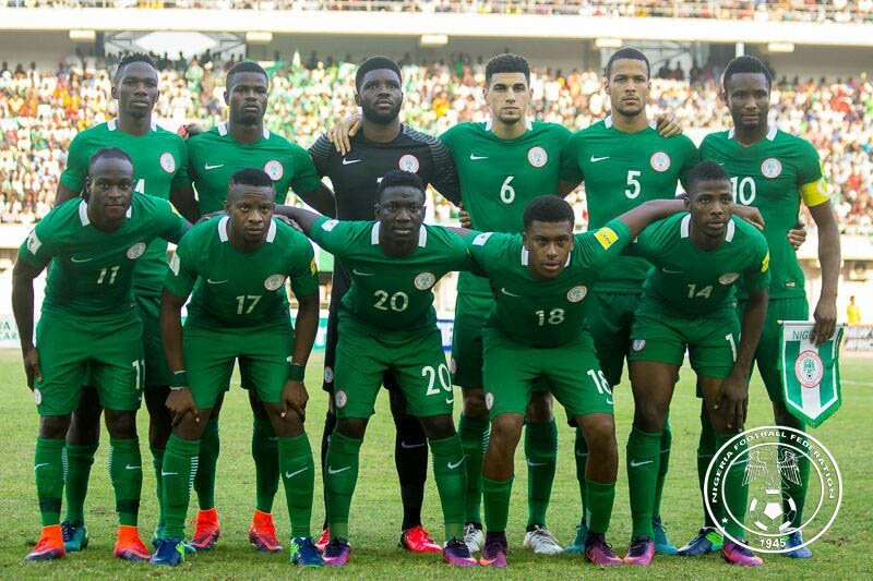 Super Eagles move up one spot in latest FIFA World Ranking