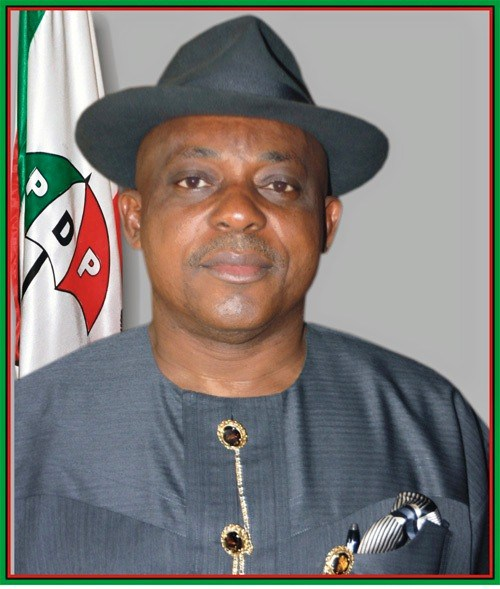 Secondus defends governors' absence at NEC meeting
