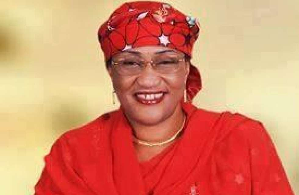 Mama Taraba, APC in war-of-words over ex-minister's removal of computers, furniture from party