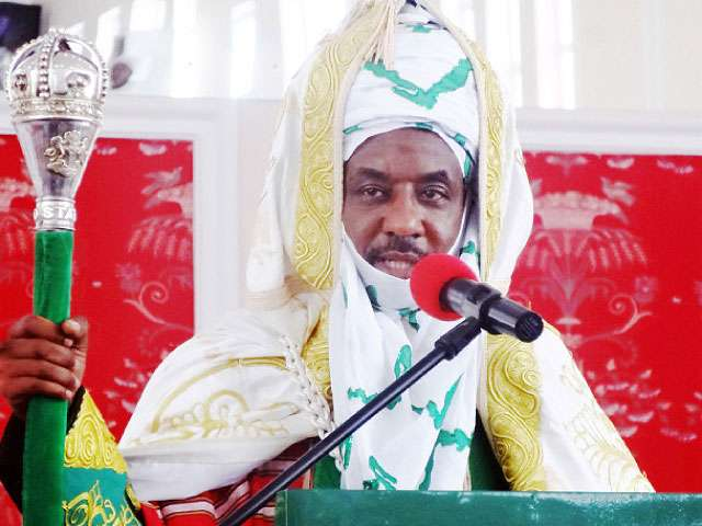 Sanusi blames political elites for manipulating restructuring