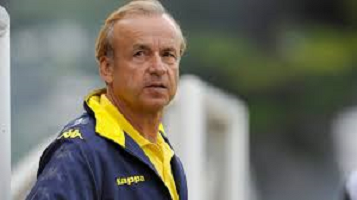 """We Will Beat Iceland, Argentina To Qualify"" — Rohr"