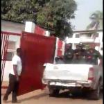 Sen Obiora, SARS invade Daily Times complex