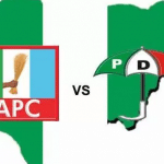 Rowdy session as PDP senators prevent colleague from decamping to APC