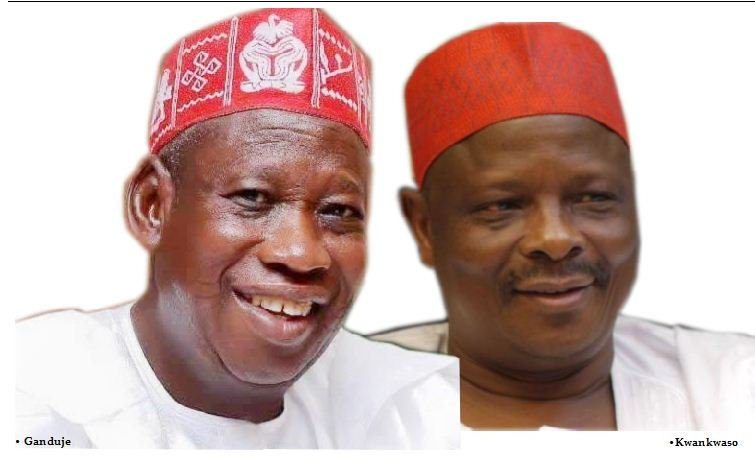 "Kwankwasiyya Supporters Surrendering To Us"" – Ganduje"