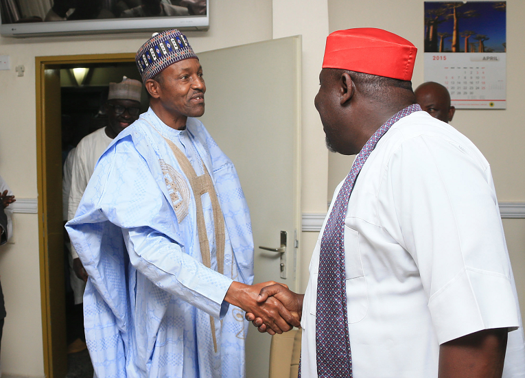 APC govs endorses Buhari for second tenure – Okorocha
