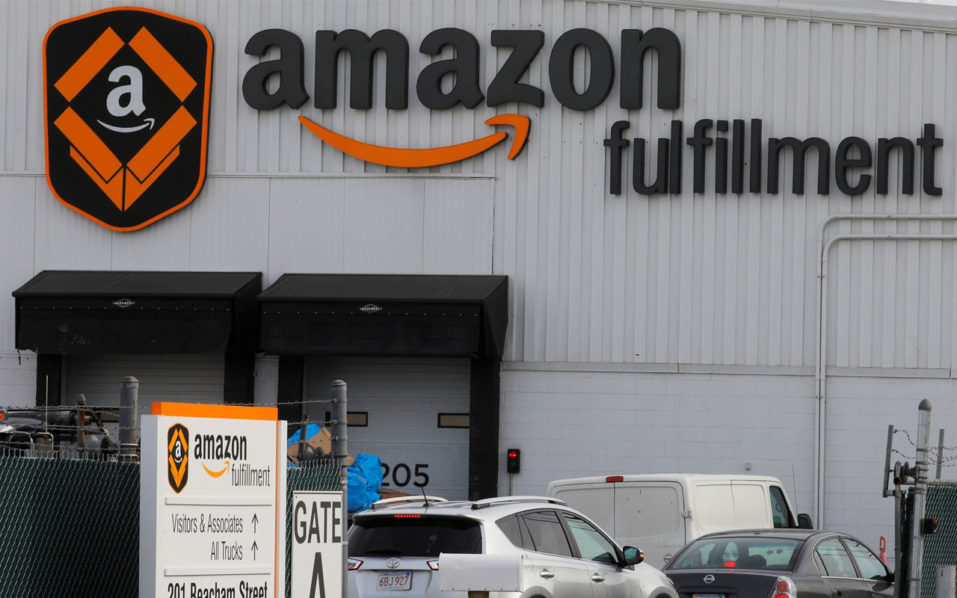 Amazon to open 3,000 cashierless stores by 2021