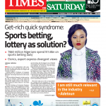Daily Times Newspaper, Saturday, February 24, 2018