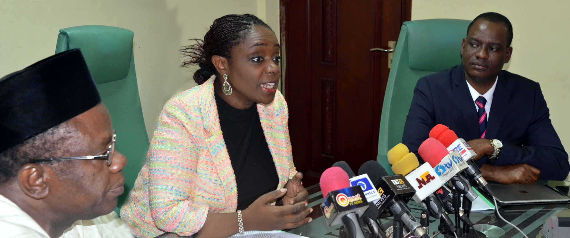 Adeosun calls for strict sanctions on multinationals evading tax