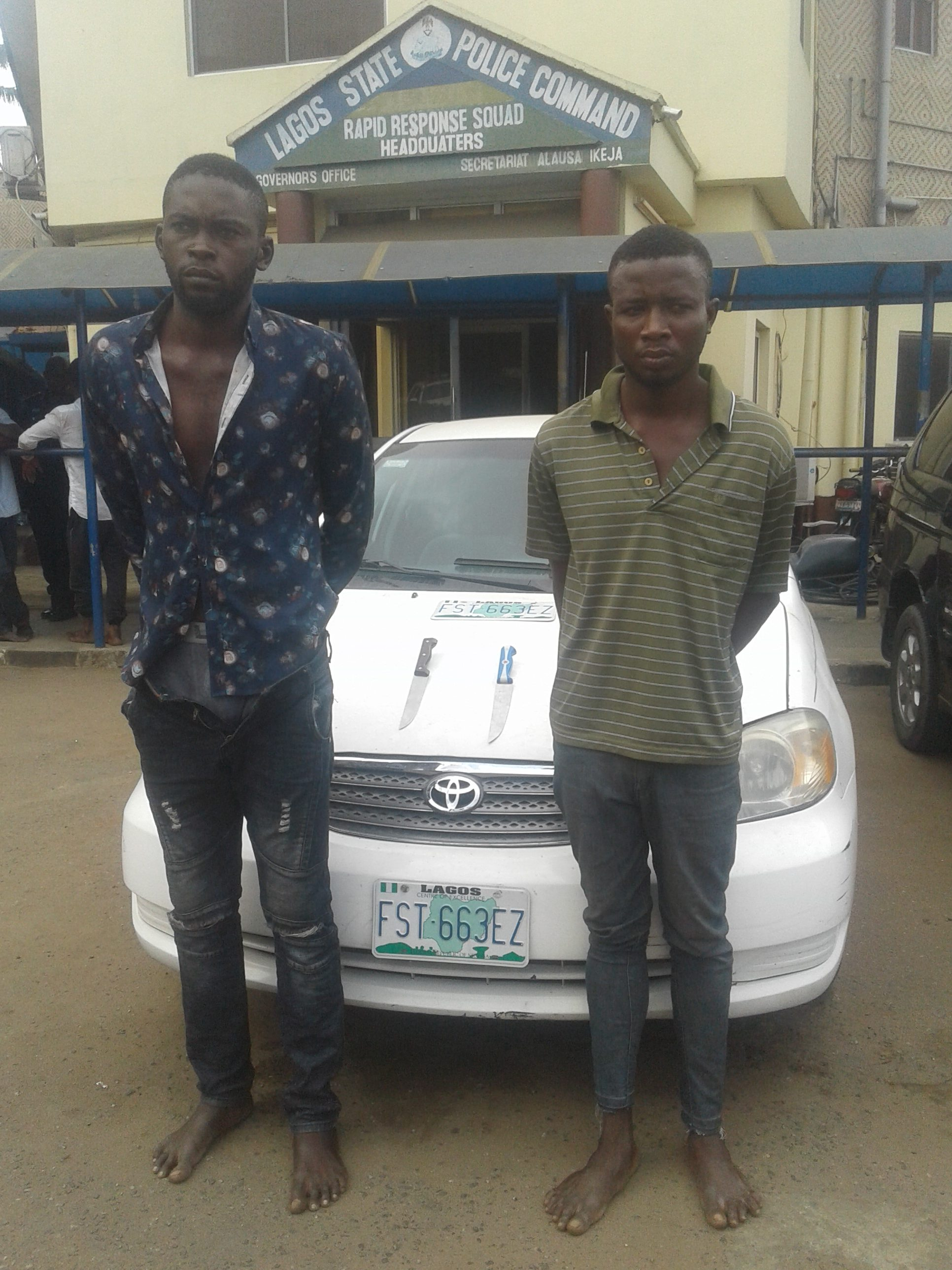 'We formed our gang in prison, snatch vehicles, sometimes kill the drivers'