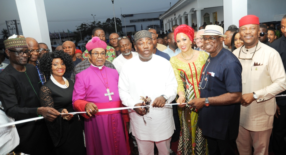 BON Sunshine: Enugu gets 5 star hotel