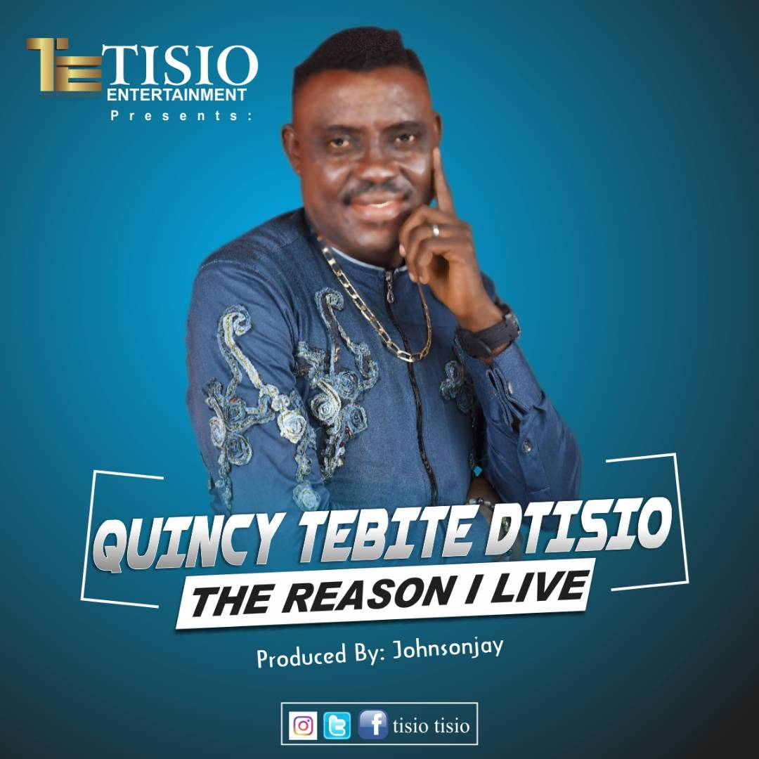 MUSIC PREMIER: Quincy TD - THE REASON I LIVE