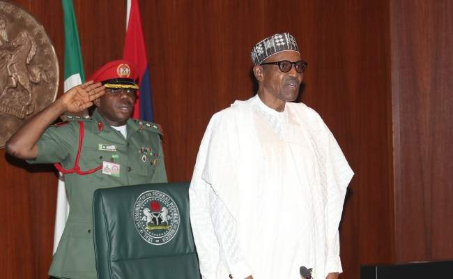 My government will replace poverty with prosperity - Buhari