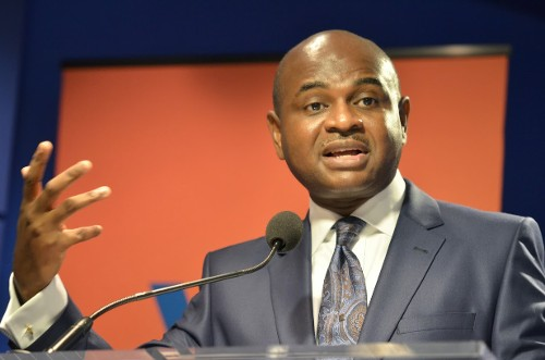 2019 Presidency: Moghalu formally joins YPP
