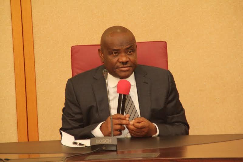Governor Nyesom Ezenwo Wike