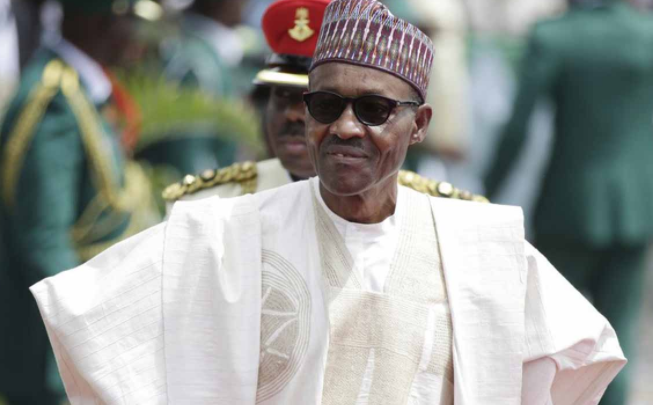Breaking: Buhari declares intention to run for second term