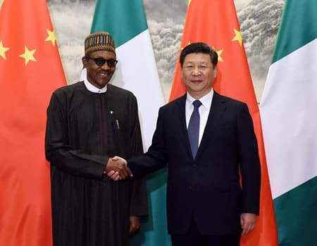 Buhari congratulates Chinese President Xi Jinping on reelection