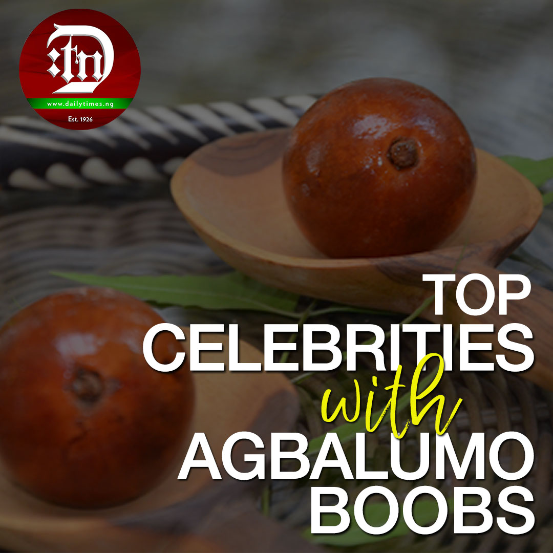 Nigerian Female Celebrities With Agbalumo Boobs – See Full List