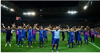 Great News? Nigeria's Opponent, Iceland, Opt Out Of FIFA World Cup In Russia